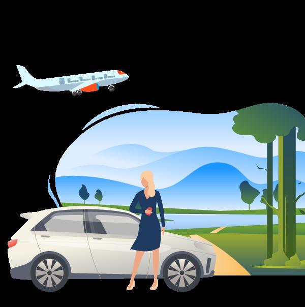 Удобный сервис трансферов для тех кто любит путешествовать с комфортом. Водитель встретит вас с табличкой в аэропорту Бургаса, Варны или Стамбула и отвезёт в назначенное место.<br><br> Подумайте и о своём путешествии заранее и закажите трансфер по фиксированной цене, которая будет известна сразу. <br><br> При необходимости не забудьте выбрать детское кресло и другие дополнительные услуги.